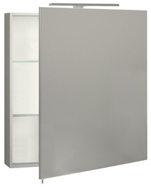 Sanwerk Everest 80 Bathroom Cabinet With Mirror Gray