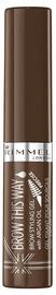 Rimmel London Brow This Way Brow Styling Gel 5ml 02 Medium Brown