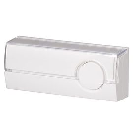 Zamel PDJ-213/P Door Bell Button White