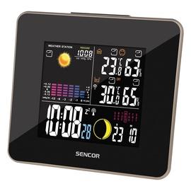 Digitaalne sise- ja välistermomeeter Sencor SWS 260