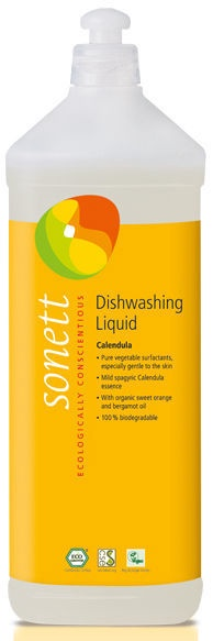 Sonett Dishwashing Liquid 1L