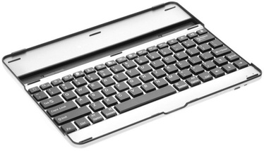 TakeMe Universal Aluminum Bluetooth Keyboard Till 9.7'' Devices Silver