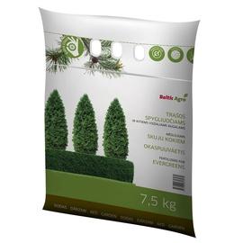 Trąšos spygliuočiams ir visžaliams augalams Baltic Agro, 7.5 kg