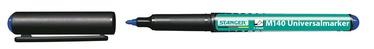 Stanger M140 Universalmarker Permanent Marker 1mm 10pcs Blue 710071