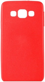 Telone Candy Shine Jelly Back Case For Samsung Galaxy A5 A510F Red