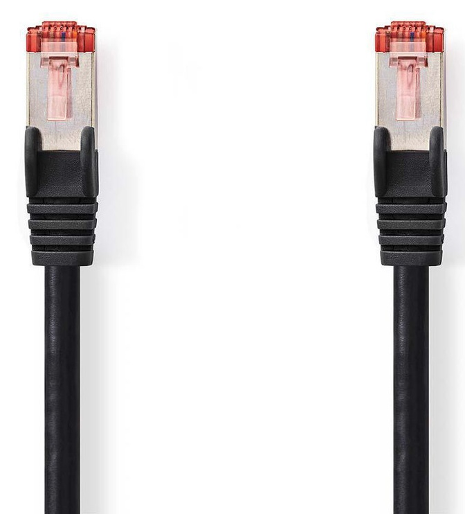 Nedis Cat 6 S/FTP Network Cable 15m Black