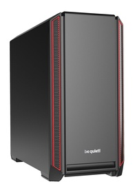 Be quiet! PC Case Silent Base 601 Red