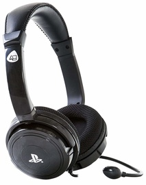 4Gamers PRO4-40 Stereo Gaming Headset Wired Black