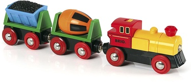 Brio World Battery Operated Action Train 33319