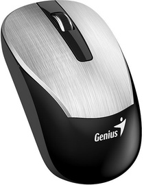 Genius ECO-8015 Optical Wireless Mouse Silver
