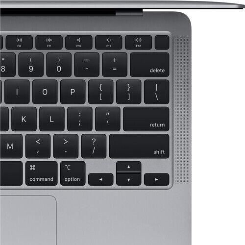 """Nešiojamas kompiuteris Apple MacBook Air Retina / M1 / ENG / Space Gray M1, 8GB/256GB, 13.3"""""""