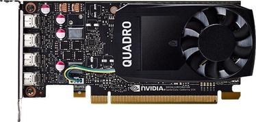 DELL NVIDIA Quadro P1000 4GB GDDR5 PCIE 490-BDXN