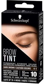 Краска для бровей и ресниц Schwarzkopf 17 Dark Brown, 17 мл