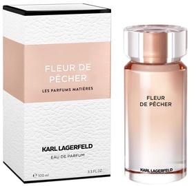 Parfüümid Karl Lagerfeld Fleur De Pecher Les Pafums Matieres 100ml EDP