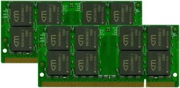 Mushkin Essentials 2GB 533MHz CL4 DDR2 SO-DIMM KIT OF 2 991479
