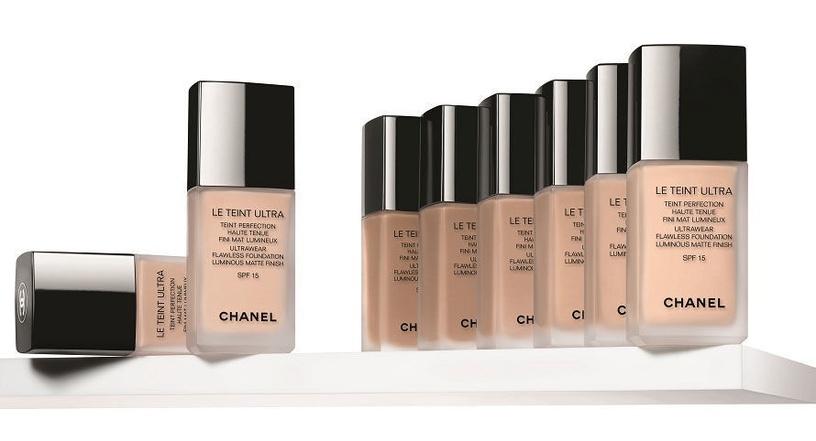Chanel Le Teint Ultra Tenue Ultrawear Flawless Foundation SPF15 30ml 40