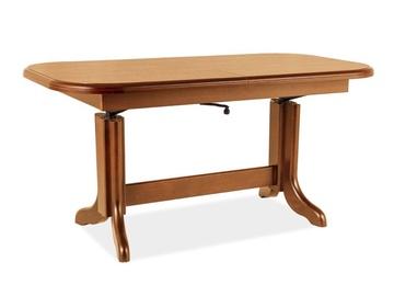 Signal Meble Emil Adjustable Table Alder