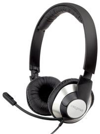 Ausinės Creative ChatMax HS-720 Black/Gray