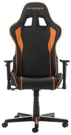 Spēļu krēsls DXRacer Formula Black/Orange