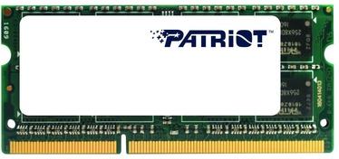 Operatīvā atmiņa (RAM) Patriot PSD34G1600L2S DDR3 (SO-DIMM) 4 GB