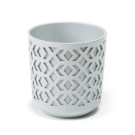 Вазон Lamela Aztek 2 Piece Flower Pot Ø14cm Grey