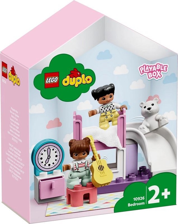 Konstruktorius LEGO® Town 10926 Miegamasis