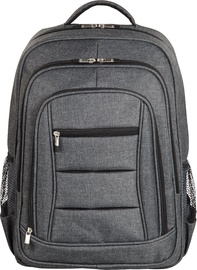 "Hama ""Business"" Notebook Rucksack Grey"