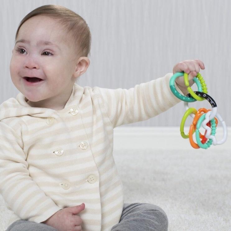 Närimisrõngas Infantino Ring Links