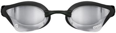 Arena Cobra Core Swipe Goggles Silver/Black