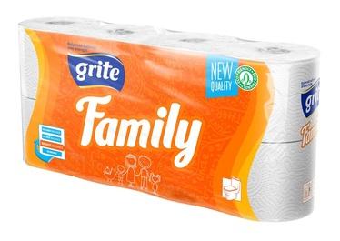 Tualetinis popierius Grite Family, 8 vnt