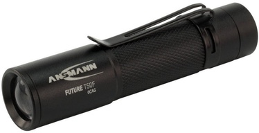 Карманный фонарик Ansmann Torch T50F Black