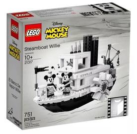 LEGO Ideas Streamboat Willie 21217