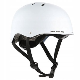 Шлем Nils Extreme MTW03, белый/черный, 580 - 610 мм