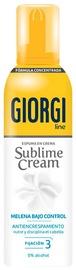 Giorgi Line Sublime Cream Short Hair Control Styling Mousse 150ml