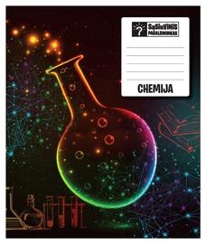 Chemijos sąsiuvinis su formulėmis, 32 lapų