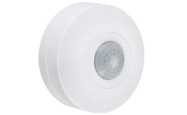 Kustības sensors 360° 1200w ip20 balts