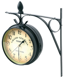 Platinet Station Wall Clock 43220