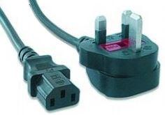 Gembird Cable IEC320 C14 / Schuko 1.8 m