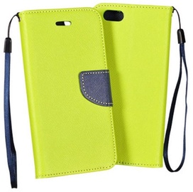 Mocco Fancy Book Case For Huawei P20 Green/Blue