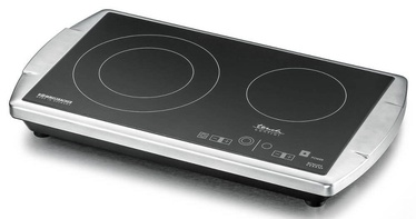 Rommelsbacher Cooking Plate CT 3403/TC Black/Inox