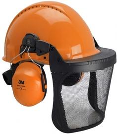 3M Helmet Set For Forestry G3000