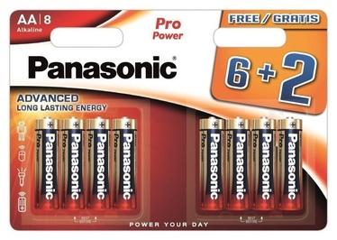 Panasonic Pro Power 6+2 x AA