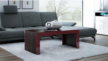 Pro Meble Coffee Table Milano Wenge/Red