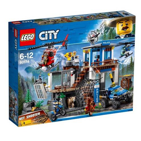 KONSTRUKTORS LEGO CITY POLICE