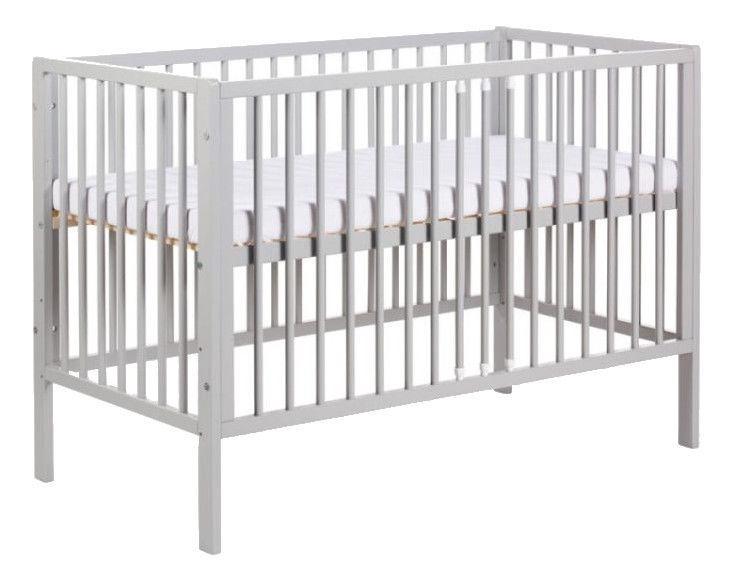 Vaikiška lova Klups Radek X, 120x60 cm