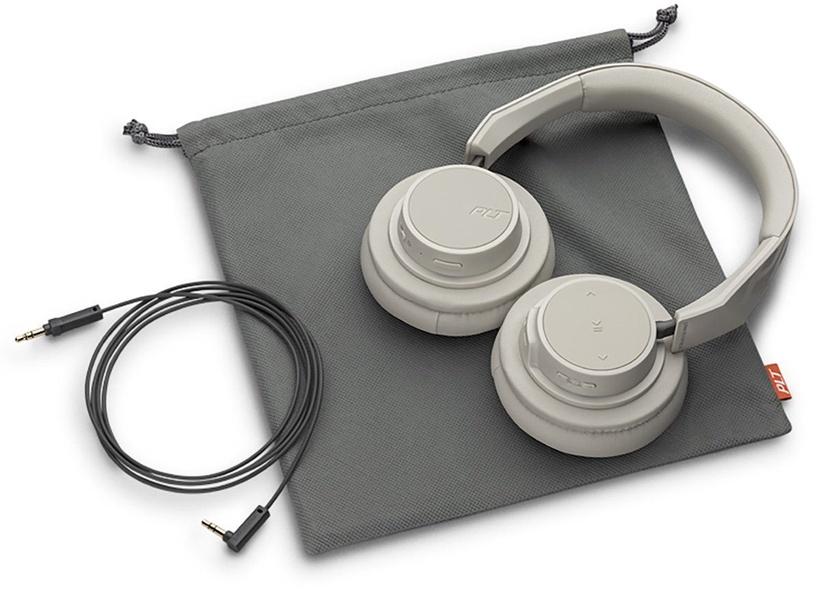 Ausinės Plantronics BackBeat GO 600 Khaki, belaidės