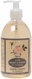 Marius Fabre Marseilles Liquid Soap Wildrose 500ml