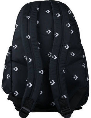 Converse Go Backpack 10004801-A01 Black/White