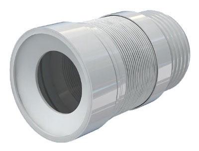 Unitazo alkūnė Ani Plast K821, Ø 110 mm