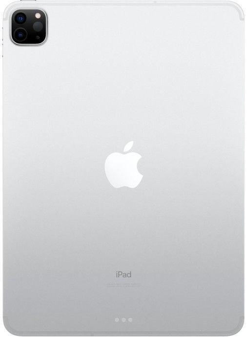 Planšetinis kompiuteris Apple iPad Pro 11 Wi-Fi+4G (2020) 512GB Silver
